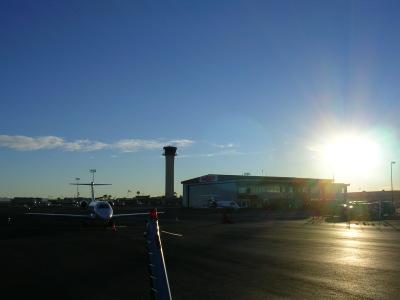 El Paso International dawn patrol