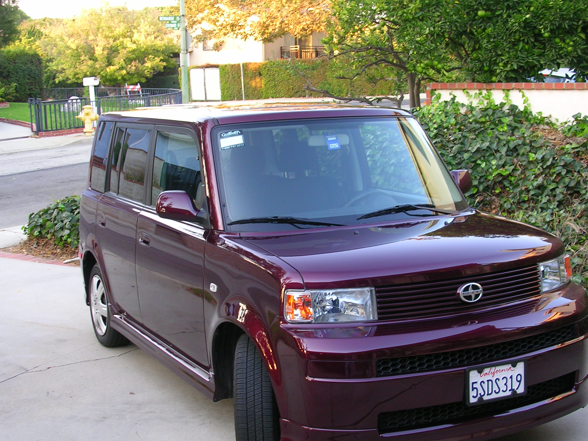My Scion xB