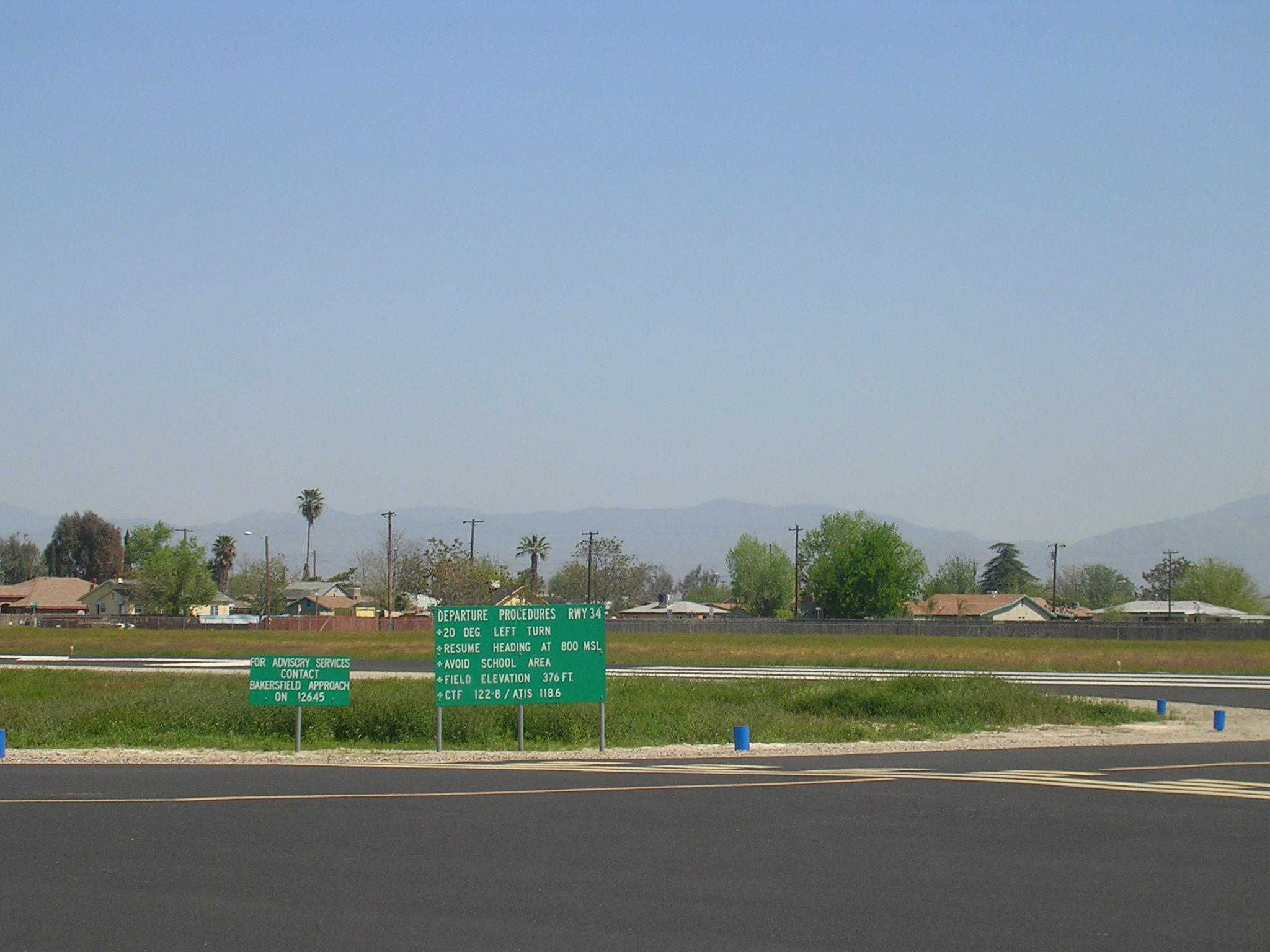 Signs at L45