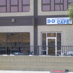 The D&D Cafe at Riverside
